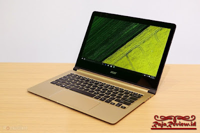 review acer swift 7 indonesia, review laptop acer swift 7, spesifikasi laptop  acer swift 7