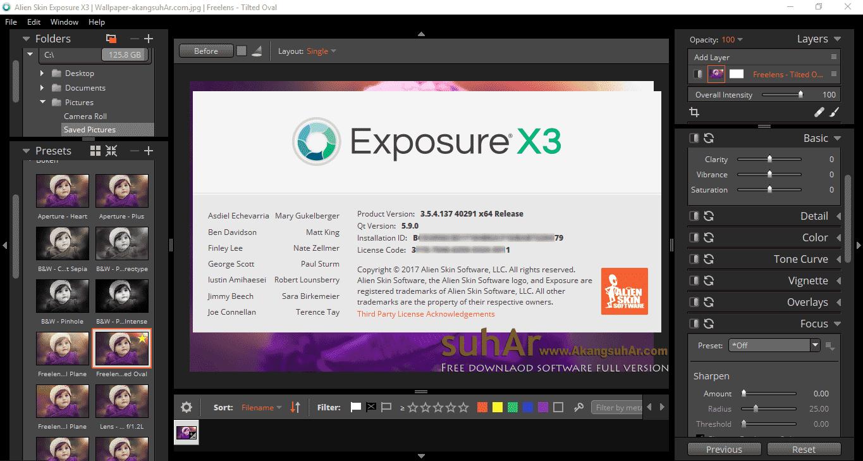 Download Alien Skin Exposure X4 Final Latest Version, Alien Skin Exposure Offline Installer