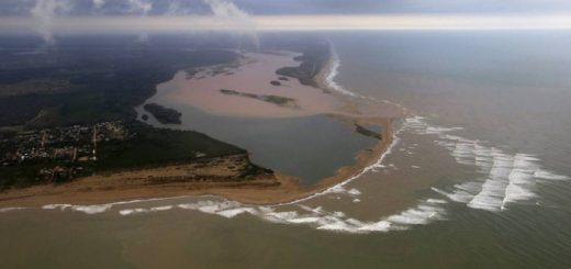 Fiscalização, Rio Doce, Mariana-MG, Minas Gerais, Luto Rio Doce