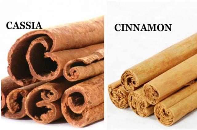 Kulit kayu Manis | Perbezaan 2 Jenis Rempah  Cassia Dan Cinnamon