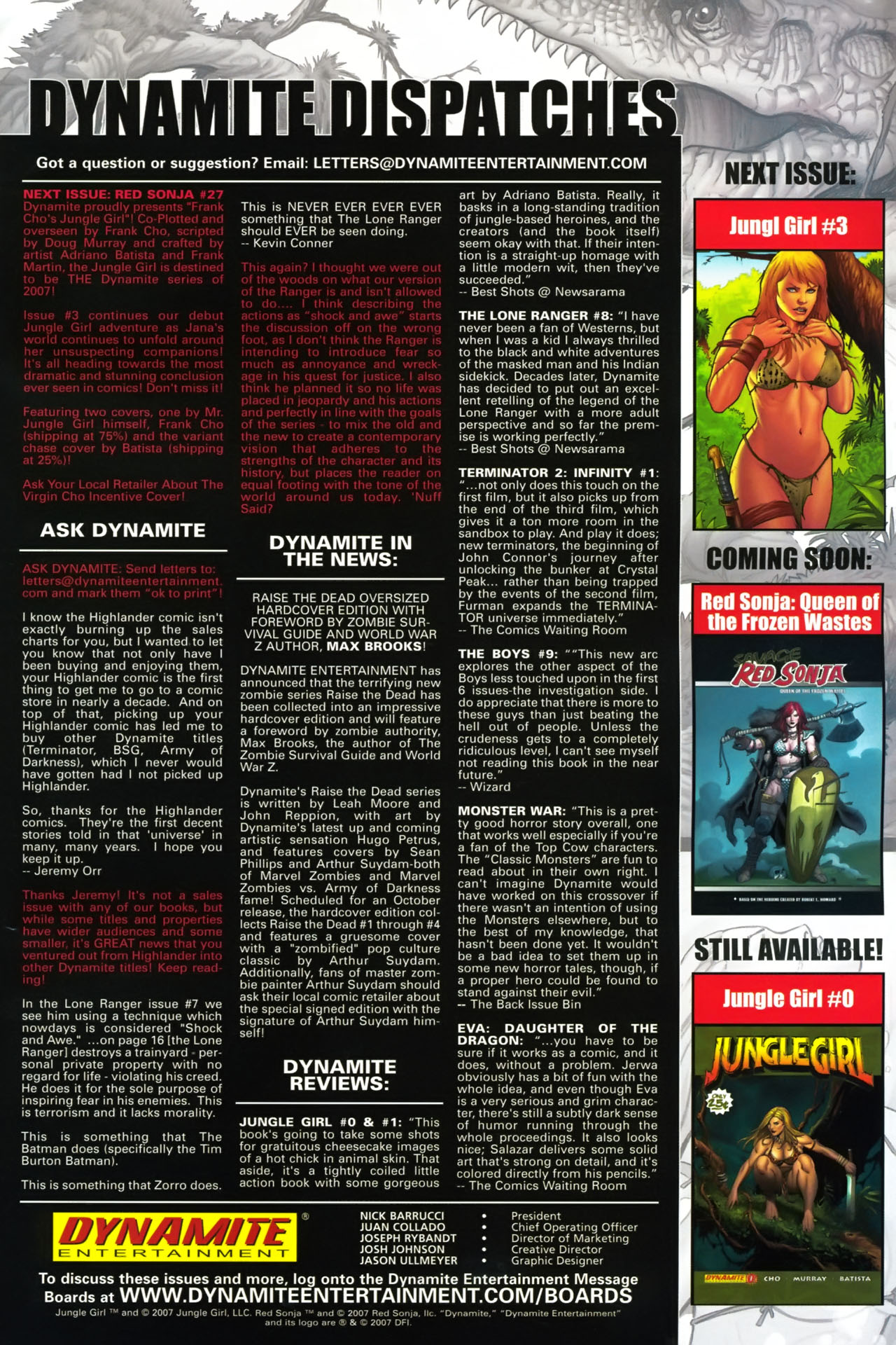 Read online Jungle Girl comic -  Issue #2 - 26