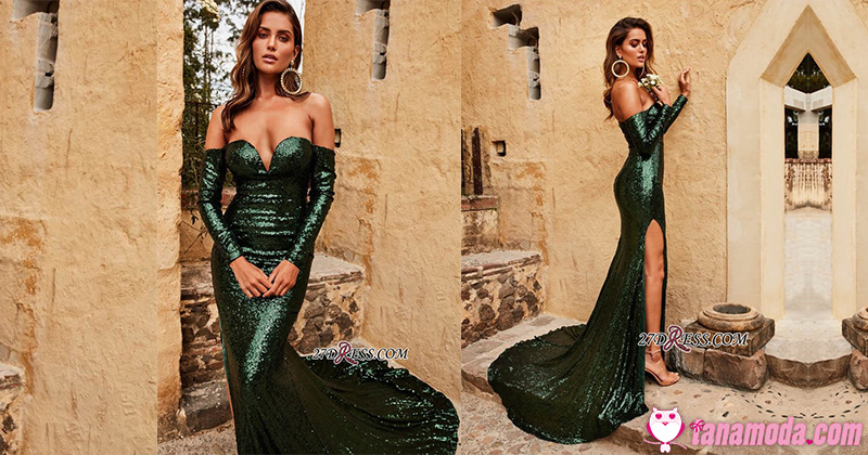 Top 10 Long, Sexy and Pretty Dresses!