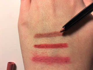 wet n wild perfect pout gel lip liner bare to comment swatch