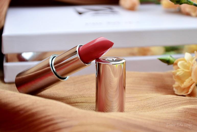 Dr Irena Eris Provoke Bright Lipstick Pomadka nabłyszczająca z witaminami Evocative Nude N° 510