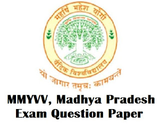 MMYVVDDE Question Paper