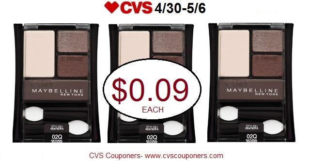 539da088d70 HOT* Maybelline Expert Wear Eyeshadow, Only $0.09 at CVS! (4/30-5/6 ...