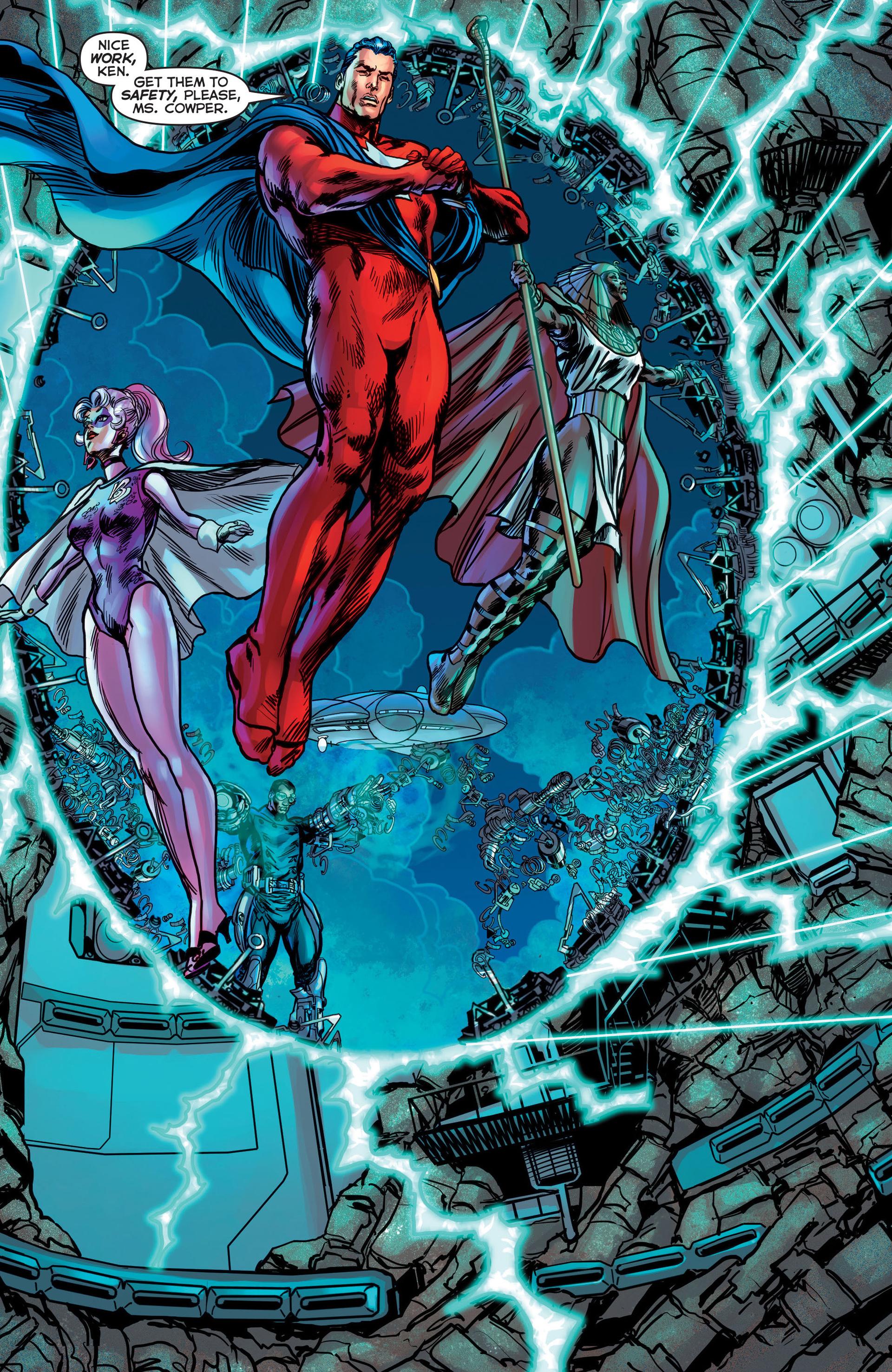 Read online Astro City comic -  Issue #3 - 18