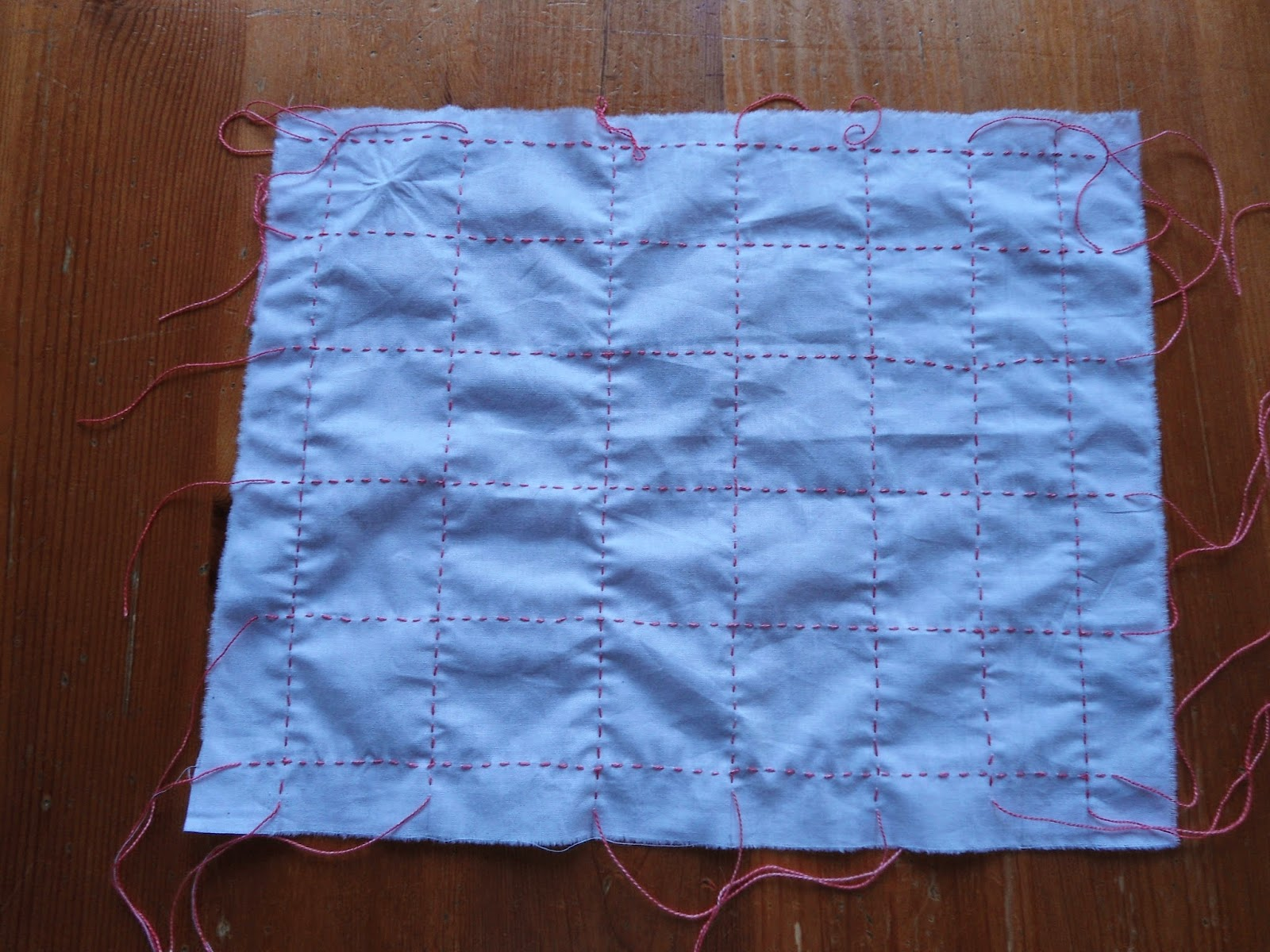 Textile Journaling: January 2015