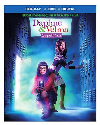 Daphne and Velma (2018) Blu-ray