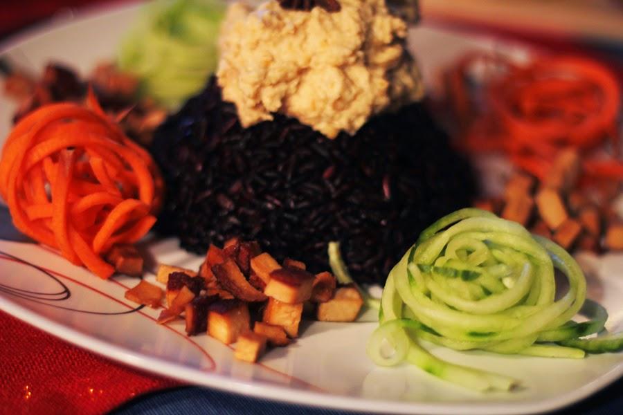 vegan food blog berlin