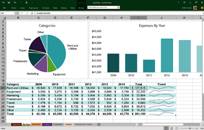 Free Download Microsoft Office 2016 Consumer Preview (64-bit)