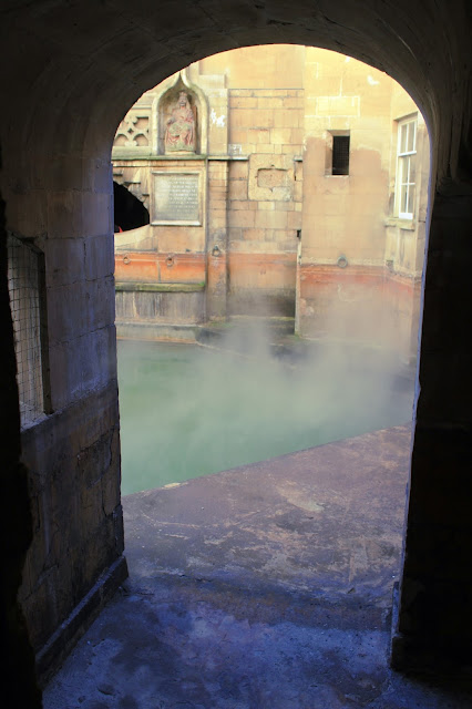 Bath trip