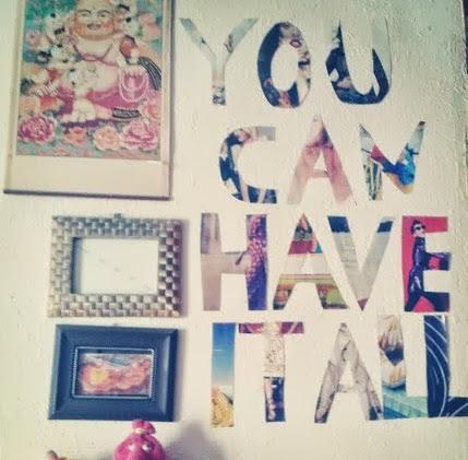 Crafting Together Frases Para Tu Cuarto