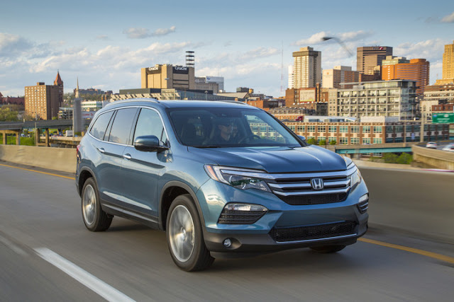 Honda Reports a Rise in Sales for the Pilot, HR-V, & Civic in January