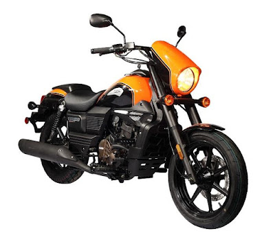 New 2016 UM Renegade Sport S Hd Picture