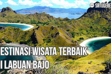5 Destinasi Wisata Terbaik di Labuan Bajo