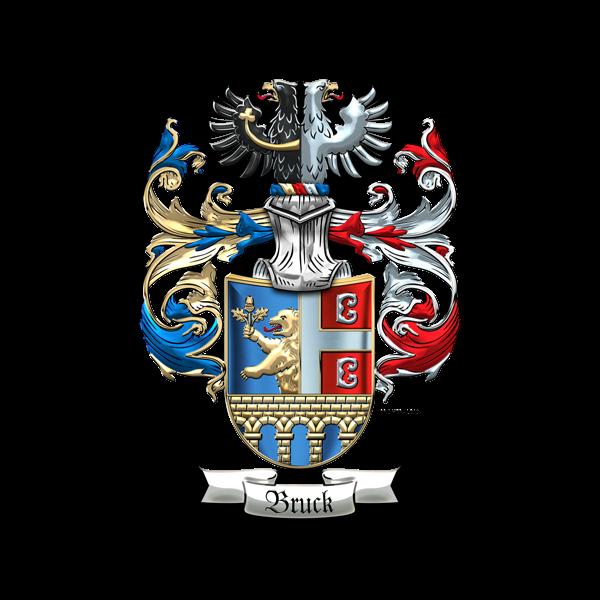 Heraldry workshop bruck coat of arms for pro heraldica for Pro heraldica