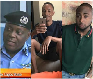 'Davido is being investigated because his response is suspicious' – Police Commissioner Imohimi Edgal 1