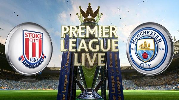 Man City vs Stoke