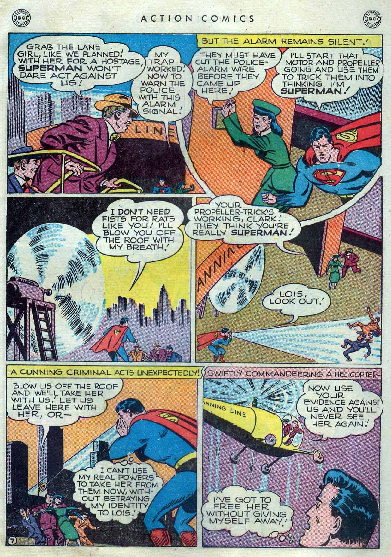 Read online Action Comics (1938) comic -  Issue #119 - 9