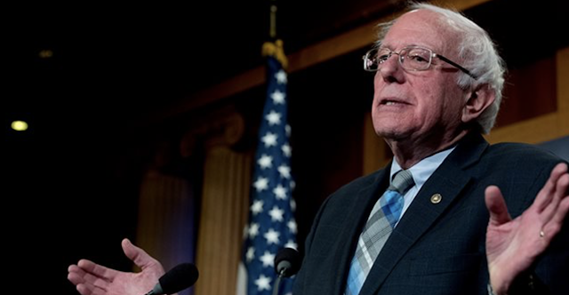 Bernie Sanders Is Strongly Against Open Borders. Here's What He Had to Say About It.