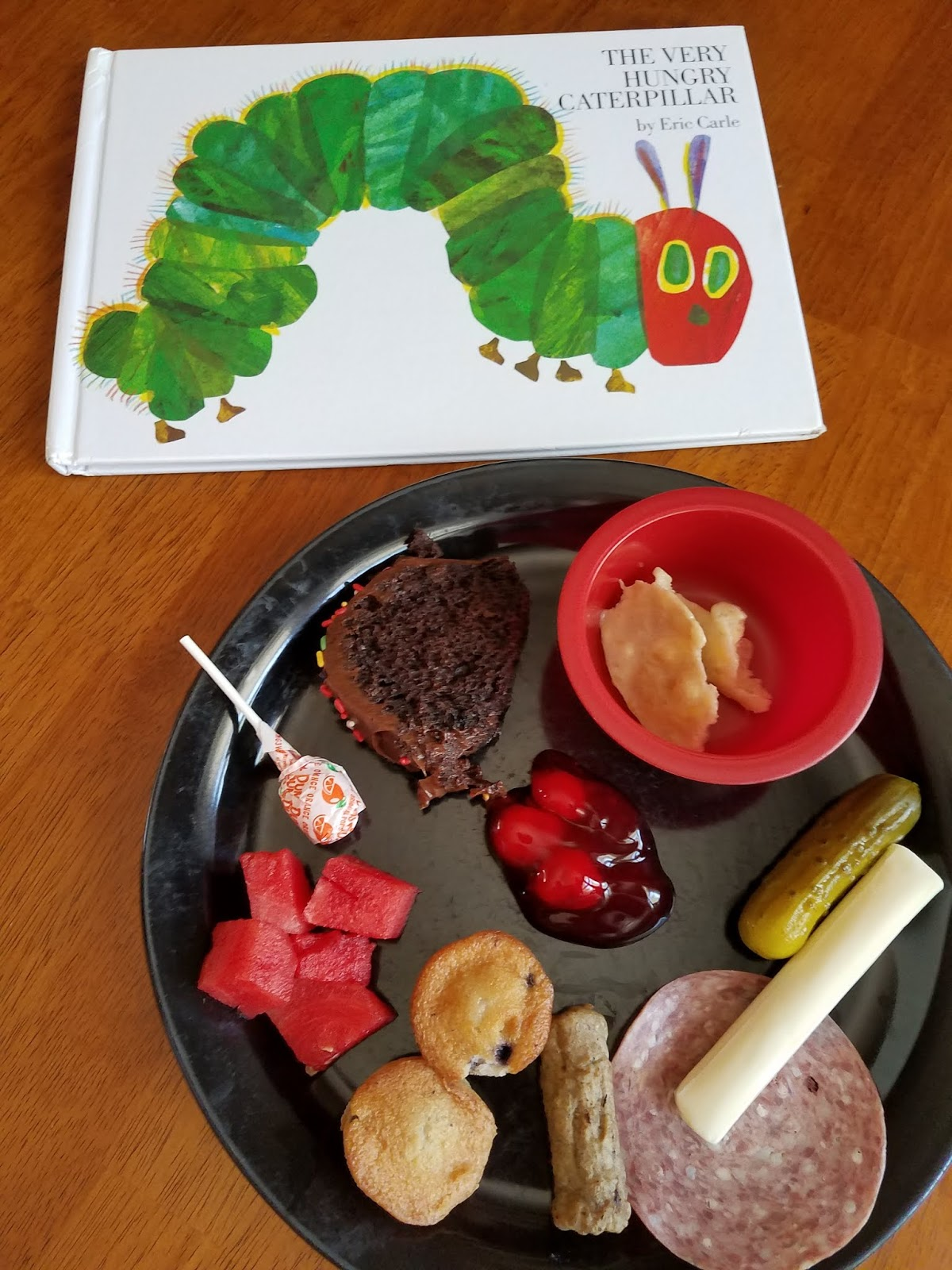 Kidspert The Very Hungry Caterpillar Activity For