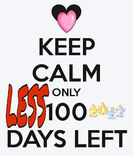 Berbaki Kurang Daripada 100 Hari
