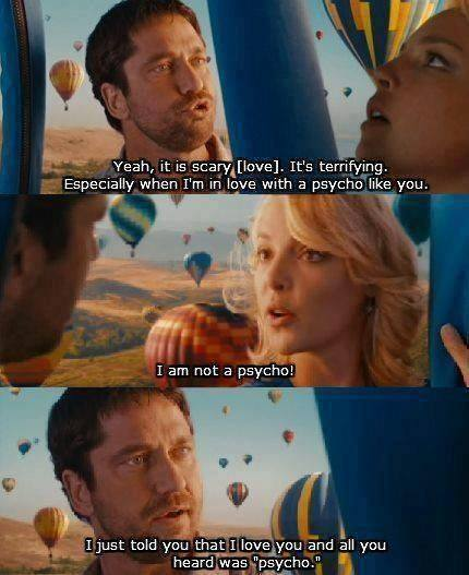 Epic Movie Dialogues The Ugly Truth 2009