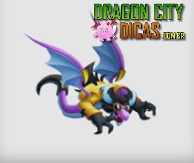 Dragão Mindrake - Informações