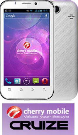 Cherry Mobile Cruize Specifications and Price