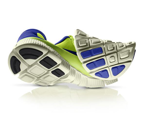 【運動手札】Nike Free 系列跑鞋心得 - 超扭曲鞋身