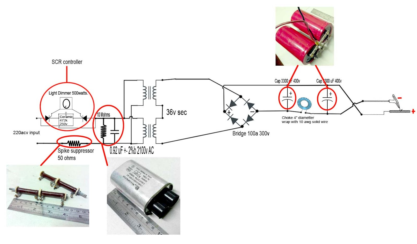 hight resolution of tig schematics and components diy