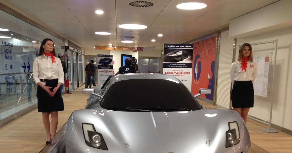 Sguardi su torino i maestri del car design in mostra all - I grandi maestri del design ...