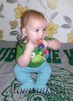 Грудной ребенок 7 месяцев, фото