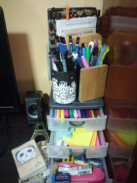My office supplies