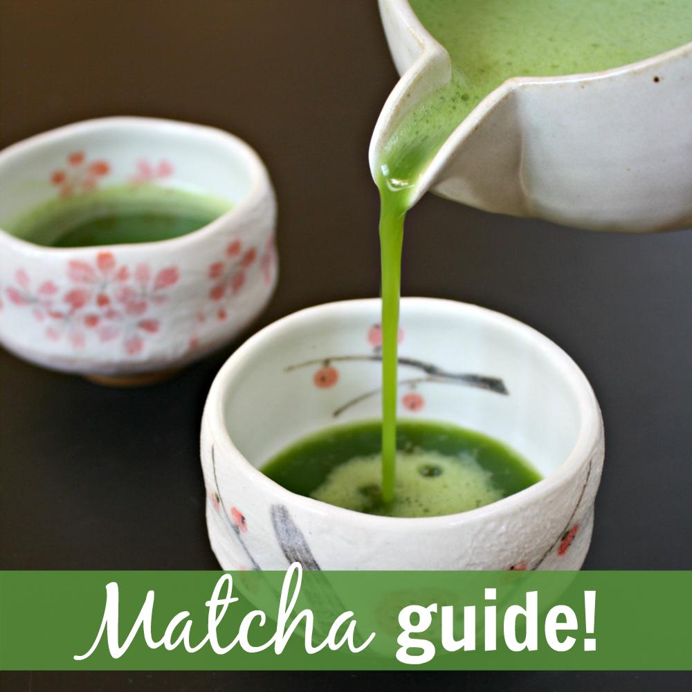 The Garden Grazer: Matcha