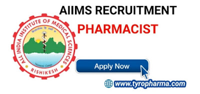 AIIMS Pharmacist Job Opening 2020: