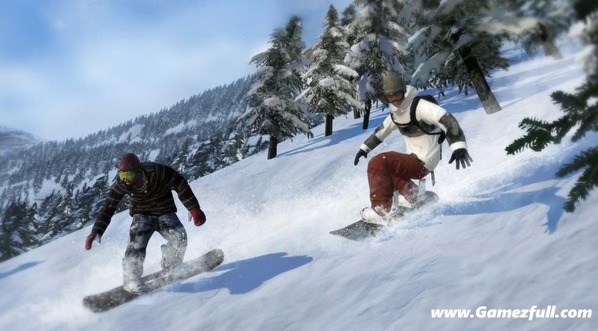 Shaun White Snowboarding PC Full Español