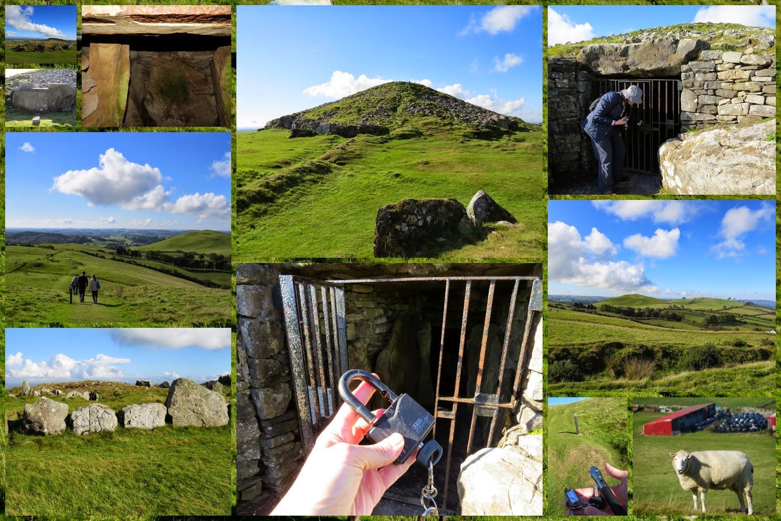 Ireland - Loughcrew Cairns