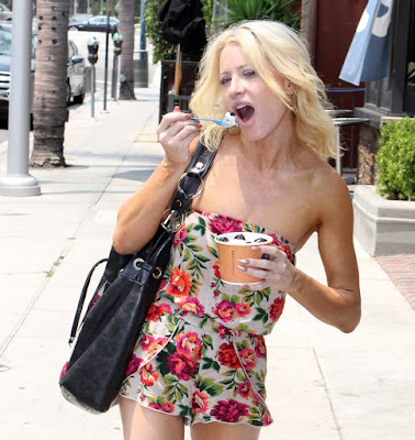 Sara Barrett at 'Go Greek' in Beverly Hills