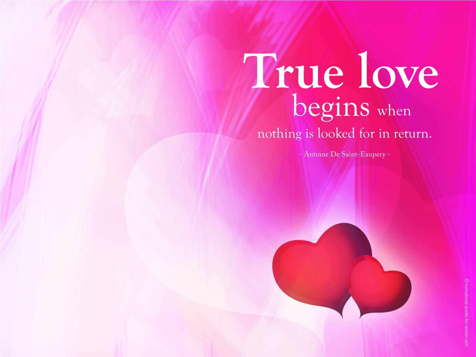 True Love Quotes Wallpaper: Self Motivational Quotes Desktop Wallpapers