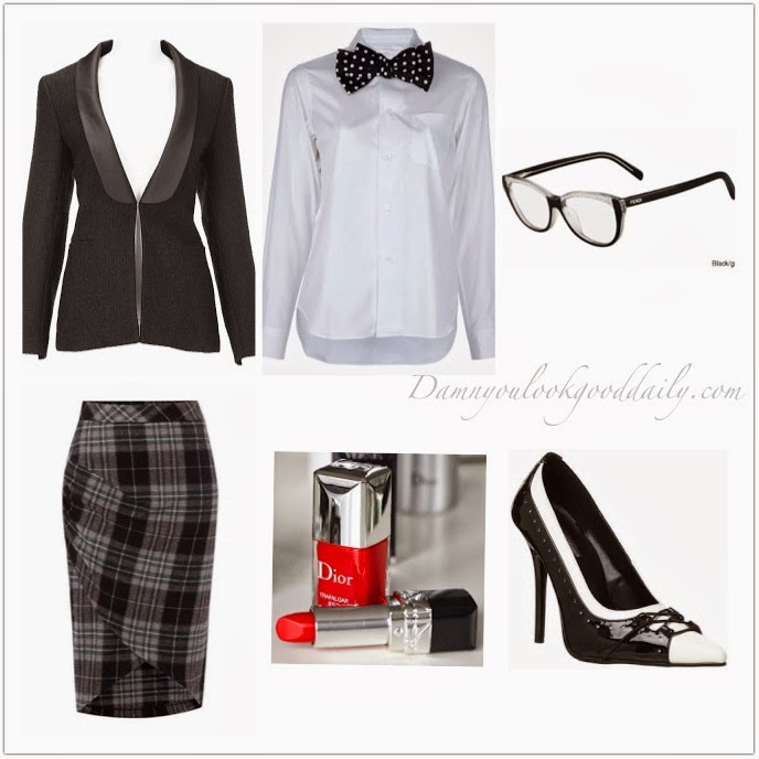 Office Work Outfit Ideas for Women Style Inspo - Damn You Look Good Daily