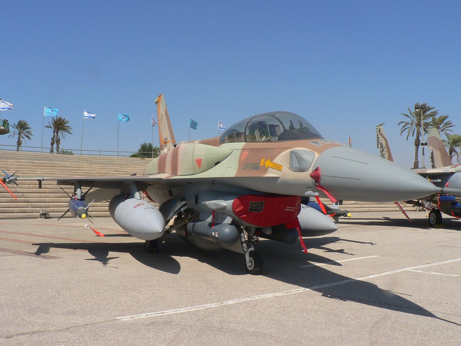 F 16 Israel