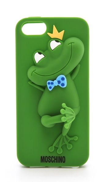 Capa para telemovel  iphone da Moschino  iphone cases frog