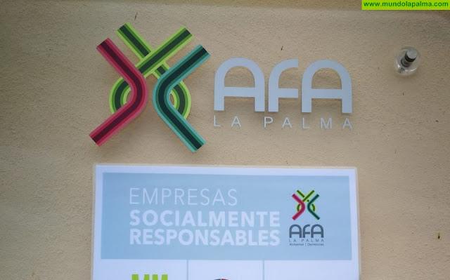 8 empresas palmeras socialmente responsables colaboran con alzheimer La Palma para atender al colectivo de personas afectadas, pero necesitamos sumar más aliados