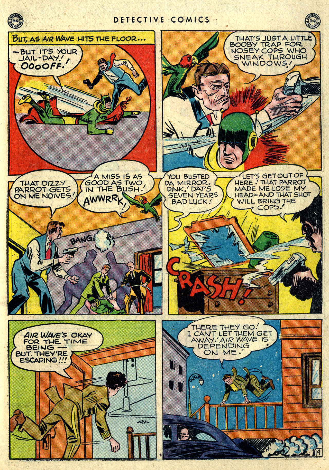 Read online Detective Comics (1937) comic -  Issue #121 - 27