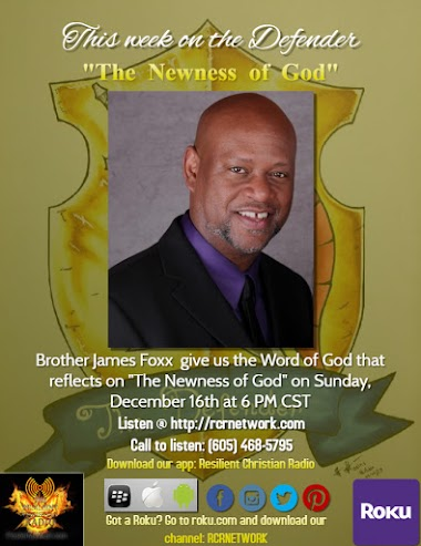 The Newness of God
