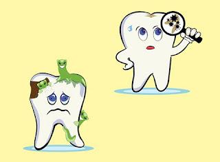 Nước lọc đóng chai gây sâu răng
