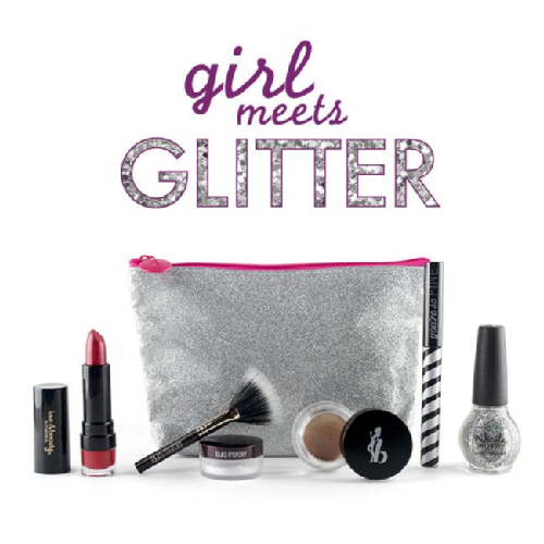 November Ipsy Review And Giveaway: Girl Meets Glitter