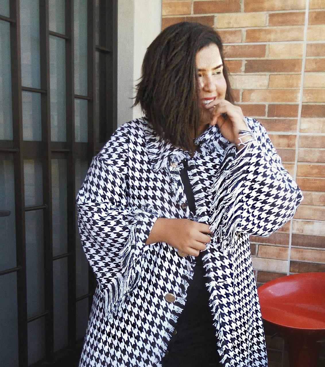Colocando os casacos para jogo - Chega logo inverno - Casaco SheIn
